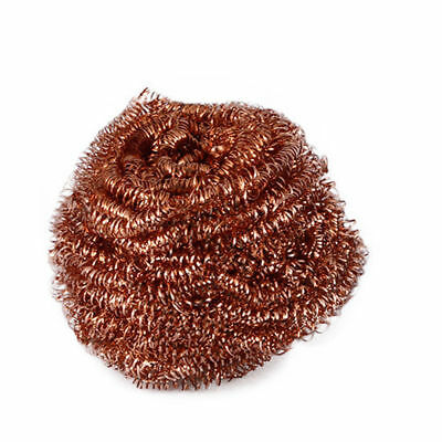 Soldering Solder Iron Tip Cleaner Copper Cleaning Wire Ball Duty Welding SS0539