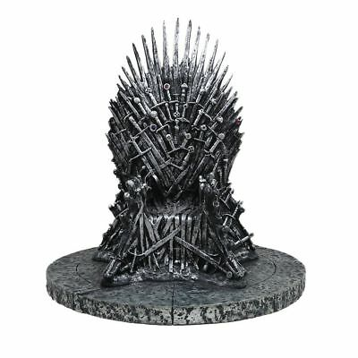 Game of Thrones: King Iron Sword Throne Model Decoration Figurine Statue 17cm