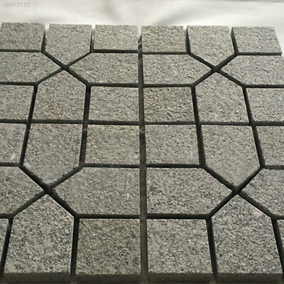 EB81 40cm Paving Mold DIY Making-Road Road-Mould Cement Brick Paver Manually