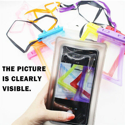 Waterproof Phone Case Floating Waterproof Pouch Cell Phone Dry Bag Universal Id