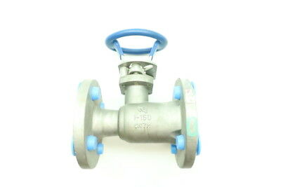 Ty U106RF1313 Manual Stainless Flanged Ball Valve 1in 150