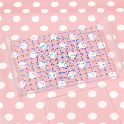 Clay Rolling Pin Acrylic Clay Roller Rectangle Acrylic Sheet Board Modelling 6A