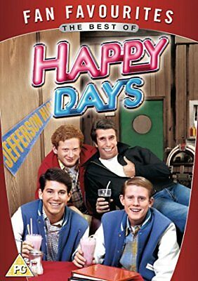 Happy Days: The Best Of - Fan Favourites [DVD] -  CD VGVG The Fast Free Shipping
