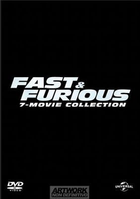 Film - Fast & Furious - Movie Collection - 7 Dvd (box)