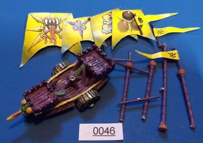 Nurlge Plagueship - Chaos Fleet - Man O War - Warhammer - Plague Ship