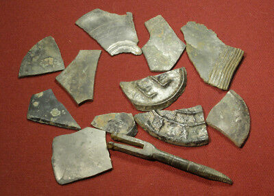 Roman Mirror Fragments