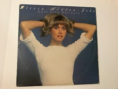 Olivia Newton-John: Don't Stop Believin' (1976, MCA Records Label # MCA-2223)