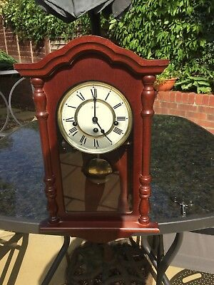 Hermle wall clock with Westminster chime