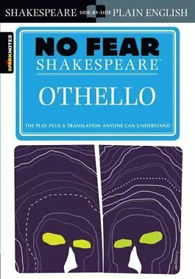 Othello (No Fear Shakespeare) by SparkNotes 9781586638528 (Paperback, 2003)