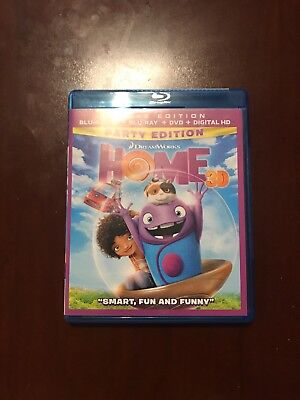 Home Deluxe Party Edition 3 Disc Set