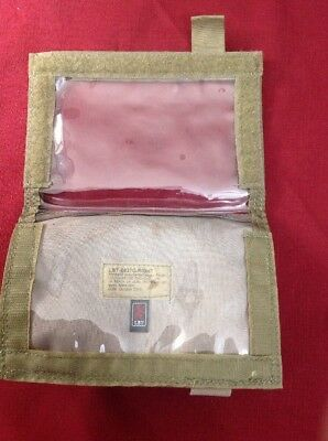 LBT London Bridge Trading 2627C Right Armband Document/Images Pouch