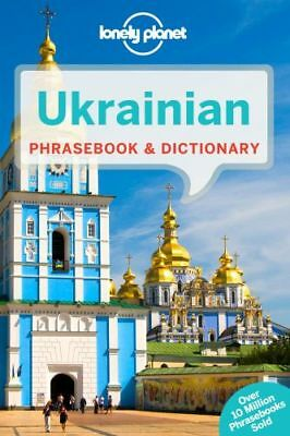 NEW Ukrainian  By Lonely Planet Paperback Free Shipping