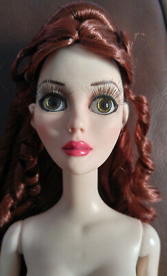 Evangeline Ghastly Nude Doll - 'miss Ghastly' - Rooted Ringlets - Amazing Beauty