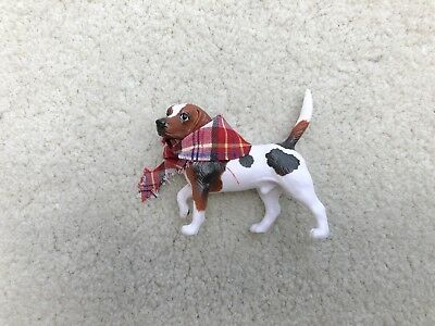 Rare Breyer Horse Companion Animal #720037 Let's Go Camping Beagle Dog Tricolor