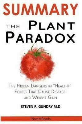 NEW Summary of the Plant Paradox By Instant Read Paperback Free Shipping