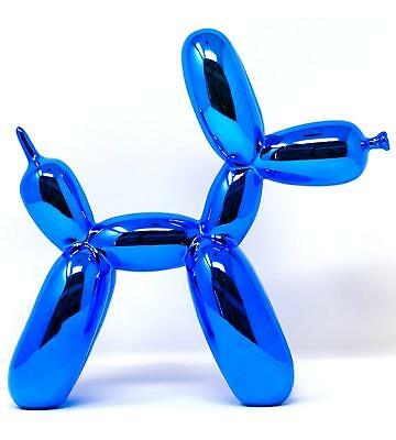 Balloon Dog - Large - Indigo
