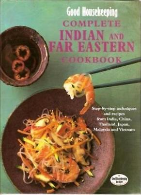Complete Indian and Far Eastern cookbook By Good Housekeeping