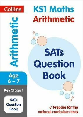 Collins Ks1 Sats Maths Revision Workbook And Practice 5 Amazing Books Ages 5-7