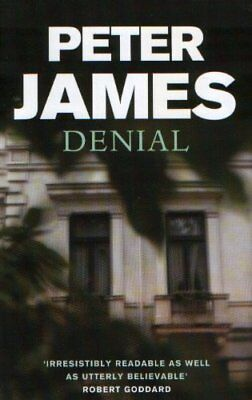 denial By Peter James. 9781407224480