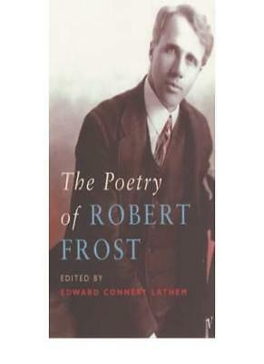 The Poetry of Robert Frost By Robert Frost,Edward Connery Lathem