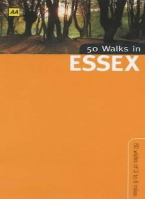50 Walks in Ess** By Katerina Roberts, Eric Roberts