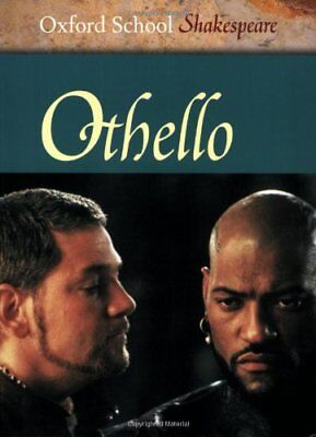 Othello: Oxford School Shakespeare By Roma Gill