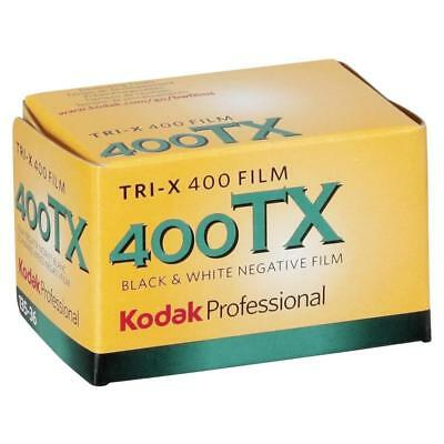 Kodak Professional Tri-X 400 Black & White Negative Film (35mm Film, 5 Pack)