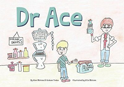 Dr Ace by Graham Tooke Book The Cheap Fast Free Post
