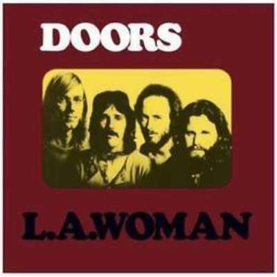 The Doors L.a. Woman + 2 Bonus Sealed Cd Remastered
