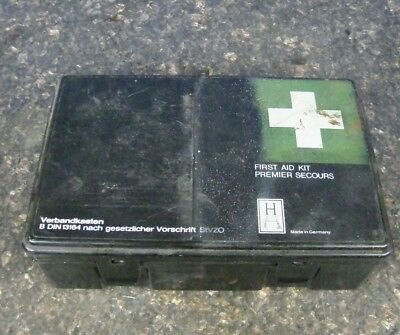 Mercedes R107 SL W123 W116 W108 109 111 First Aid Kit Hartmann B DIN 13164