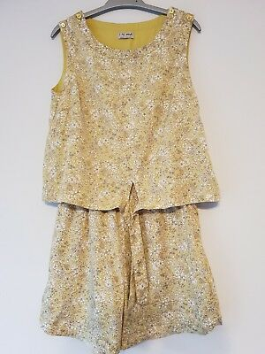 Girls Next Playsuit/Jumpsuit Age 12 Years Excellent Condition
