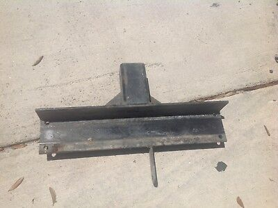 Club Car DS Golf Cart Rear Tow Hitch
