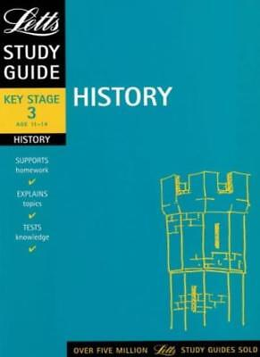 History: Key Stage 3 Study Guides (Letts Revise Key Stage 3) By Peter Lane, Chr