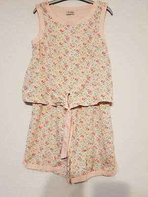 Girls Next Age 12 Years Playsuit Excellent Condition
