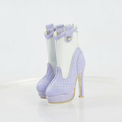 Shoes for Integrity toys color Infusion Jem and The Holograms Black mirror pu