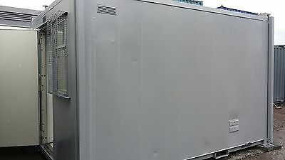 1 Bedroom Sleeper Unit Portable Cabin Portable Office Site Office Welfare Unit