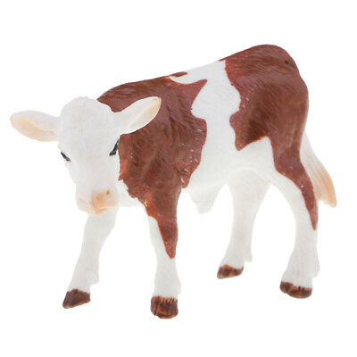 Animals Model Farm Cow Kids Gifts Teaching Toys Miniature Statues #3