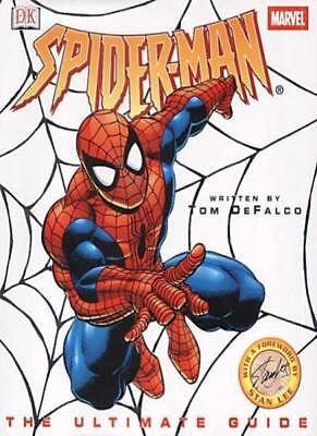 Spider-man: The Ultimate Guide By Tom DeFalco, Stan Lee