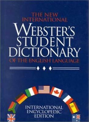 The New International Webster's Student Dictionary of the English Language (Dic
