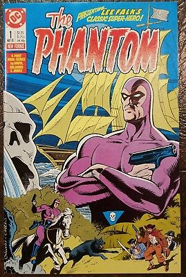 The Phantom Comic Book #1 (DC, 1988)