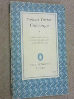 Coleridge: Selected Poems and Prose (Penguin Poetry Library ) By Samuel Taylor