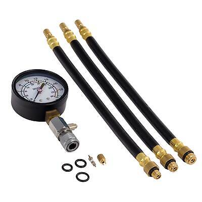 Warrior Motorcycle / Bike 10mm / 12mm / 14mm 3 In 1 Engine Compression Tester