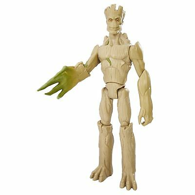 Marvel Guardians Of The Galaxy Growing Groot Action Figure C0075