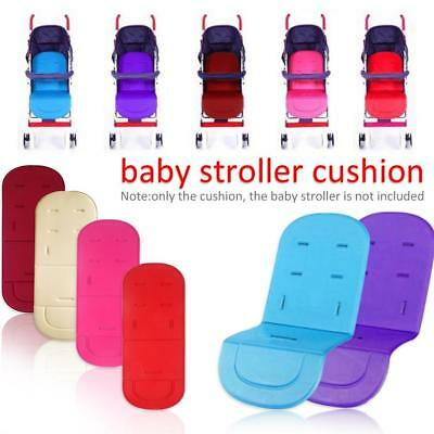 Baby Stroller Cotton Cushion Pram Car Seat Mat Pushchair Padding Cover Liner Pad