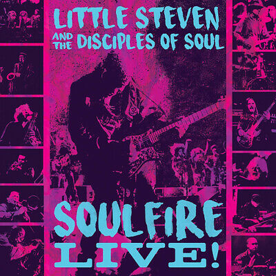 Little Steven and the Disciples of Soul : Soulfire Live! CD Box Set 3 discs