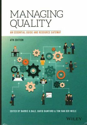 Managing Quality An Essential Guide and Resource Gateway 9781119130925
