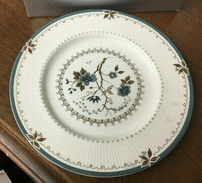 """Royal Doulton Old Colony 10-3/4"""" Dinner Plate"""