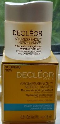 Decleor Aromessence Neroli Amara Hydrating Night Balm - 15Ml - Boxed