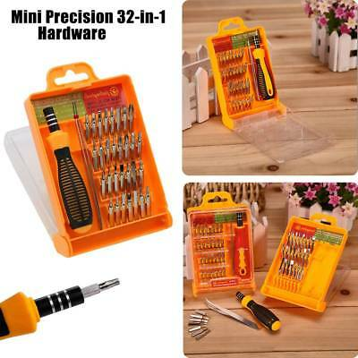 32 in 1 Precision Screwdriver Repair Tool Set Torx Screw Driver Phone PC Laptop