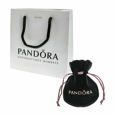 Genuine PANDORA Gift Bag, Charm Pouch (Mixed Packaging); Read Item Description